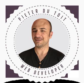 Druff Interactive - Pieter du Toit